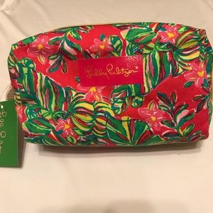 *NWT* Lilly Pulitzer Cosmetic Bag